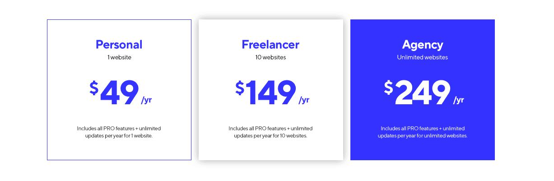 ACF-PRO-Pricing