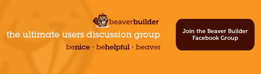Beaver-Builder-Facebook-Group